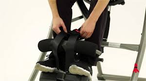 inversion table how to use how to use the inversion belt with your inversion table youtube