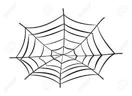 spider web cartoon clipartfest
