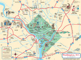 map of areas and surrounding areas washington d c metro area map