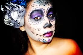 makeup tutorial 800 rhinestones original madeulook sugar skull