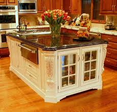 country kitchen cabinet ideas glass door built country kitchen decorating ideas black