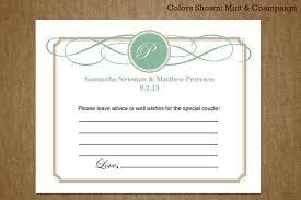 wedding card design white rectangle paper black green typography