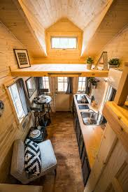 atticus tiny house rental at mt hood tiny house village in oregon