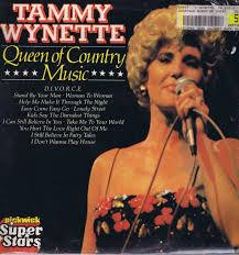 tammy wynette queen of country music ssp 3073 lp vinyl