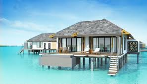 House Over Water Construction Of Amari Havodda Maldives Villas Begins Amari Pulse