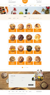 Bakery Price List Template Tasty Woocommerce Bakery Wordpress Theme By Comfythemes