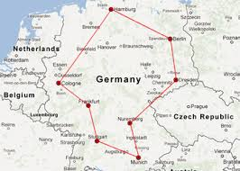 discover germany self drive tour