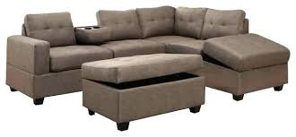 venezia leather sectional and ottoman leather sectional ottoman sectional ottoman brown microfiber and