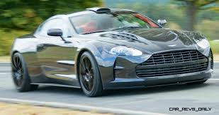 mansory aston martin mansory cyrus is fascinating carbon widebody for aston martin db9
