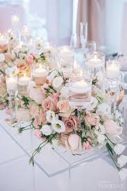 wedding flowers for tables wedding decorations ideas endearing wedding reception table