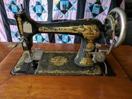 Antique Singer Sewing Machine And Cabinet Antique Singer Sewing Machine Kijiji In Alberta Buy Sell