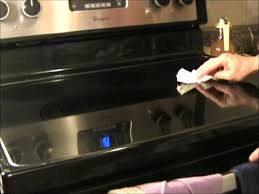 How To Clean A Glass Top Cooktop How To Clean Your Glass Stove Top Without Detergent Guess What I