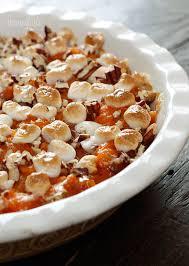 sweet potato casserole skinnytaste