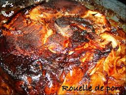 cuisiner une rouelle de porc rouelle de porc caramélisée au four bzh