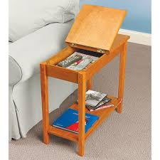 Chair Side Tables With Storage Chair Side Storage Table Get Organized My Type 4 Style House