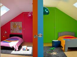 peinture chambre garcon tendance étourdissant peinture chambre garcon tendance et exemple couleur