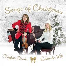 christmas photo album davis lara de wit songs of christmas digital album