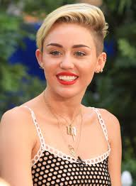 miley cyrus hairstyle name miley cyrus haircut it gives her confidence changed her life