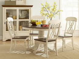 Kitchen Table With Cabinets by Round Kitchen Table With Leaf Grey Wooden Cabinet Wooden Small