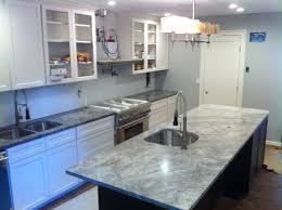 Staten Island Kitchen Cabinets Super White Granite Kitchen Picgit Com