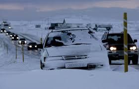 land rover iceland irish journalists faced u0027appalling u0027 weather during land rover test
