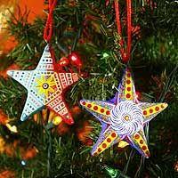 feliz navidad mexican ornament on etsy gift