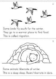 Animals In The Winter Hoor Niew Wooi D20102044589 Science Animals In Winter