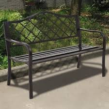 Metal Jack Bench Shirt Outdoor Benches Shop The Best Deals For Dec 2017 Overstock Com