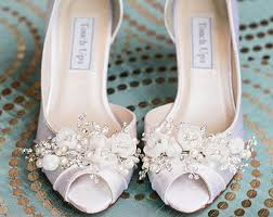 Wedding Shoes Peep Toe Wedding Shoes U0026 Romantic Wedding Accessories By Parisxox On Etsy