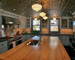 tin backsplashes for kitchens the benefits of a tin backsplash elliott spour house