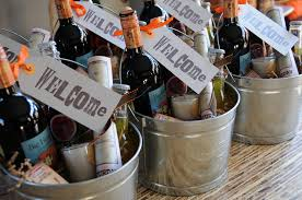 Welcome Baskets For Wedding Guests Making Your Out Of Town Wedding Guests Feel Welcome Calluna Events