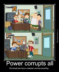 American Dad Meme - power corrupts all american dad by marshalleeroy meme center