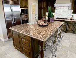 kitchen cabinet color with brown countertops santa cecilia granite countertops beautiful kitchen design