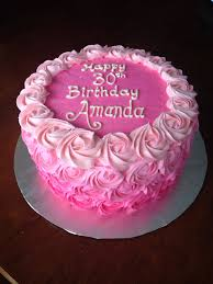 cake birthday best 25 pink rosette cake ideas on pink cake