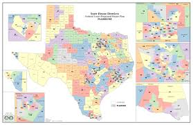 Texas Election Map by Federal Judges Propose Maps For Texas Legislative Races The