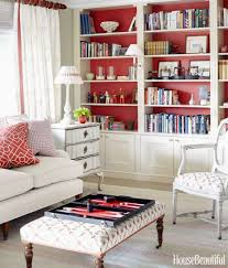 Housebeautiful House Plan Living Room Bookshelf Best Decorating Ideas Designs