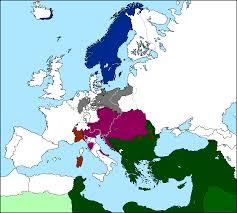 Alternate History Maps 1815 Map Game Alternate History Polandball421 U0027s Map Games