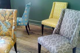 Patterned Dining Chairs Patterned Dining Chairs Icifrost House