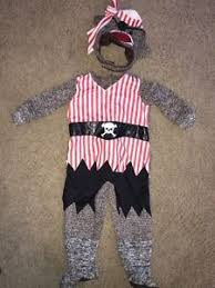 sock monkey costume sock monkey pirate costume kids size 3t toddler child ebay