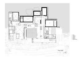 floor plan scales gallery of mmca museum of modern and contemporary art hyunjun