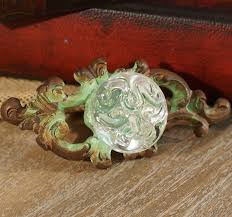 Shabby Chic Drawer Pulls by Antiqued Pewter Drawer Pull Decorative Drawer Pulls Shabby