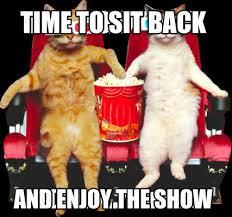 Pop Corn Meme - meme creator cat popcorn meme generator at memecreator org