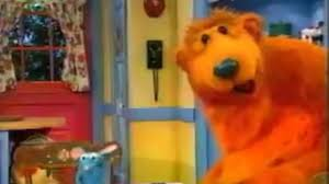 potty time bear inthe big blue house part 1 video dailymotion