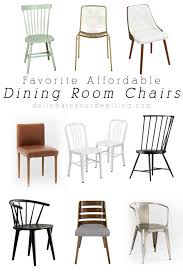 Inexpensive Dining Room Chairs Favorite Affordable And Inexpensive Dining Room Chairs Delineate