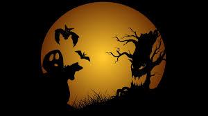 scary halloween videos hd u0026 4k scary moon videos videoblocks royalty free scary moon