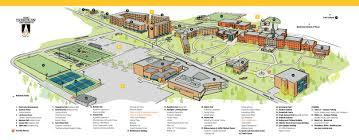 University Of Washington Campus Map by Ohio Dominican University
