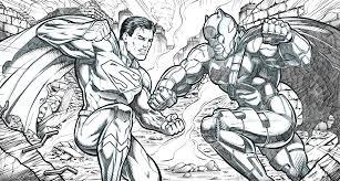 batman superman robertmarzullo deviantart
