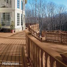 Build A Pergola On A Deck by How To Shade Your Deck Or Patio Family Handyman