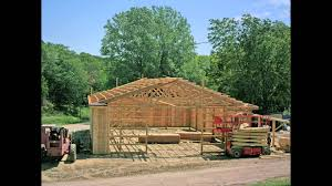 barn kings construction time lapse youtube