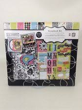 scrapbook album kits complete scrapbook kit ebay